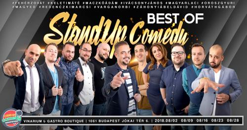 Stand up comedy Best Of   OroszGyuri.hu