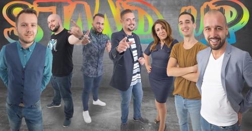 Stand up comedy Humortársulat LIVE | OroszGyuri.hu