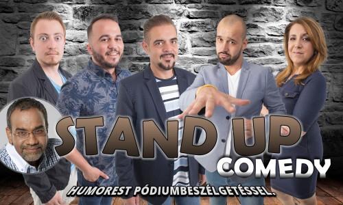 Stand Up Comedy SPECIAL - EGÉSZSÉG - Budapest | OroszGyuri.hu