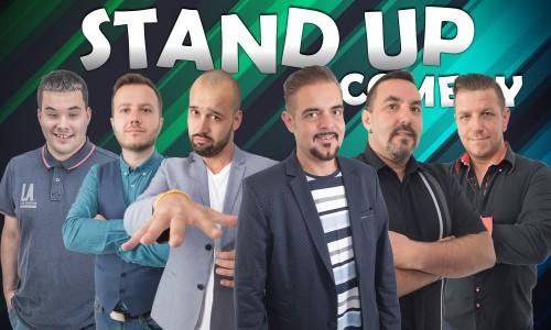 Stand Up Comedy Humortársulat LIVE - 2019-ben is neked lökik a sódert - Budapest   OroszGyuri.hu