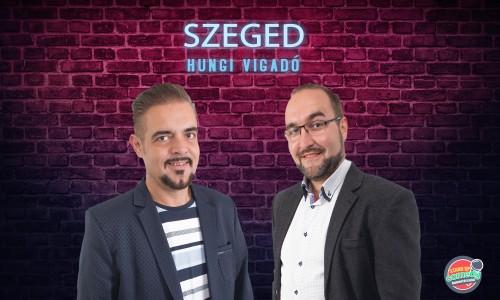 Orosz Gyuri: Szakítópróba című önálló estje - Szeged | OroszGyuri.hu