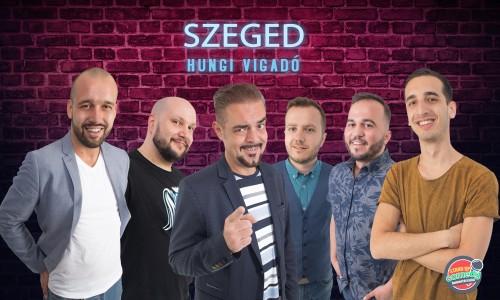 Ifjú, Showder Klubos humoristák stand up comedy estje Szegeden | OroszGyuri.hu