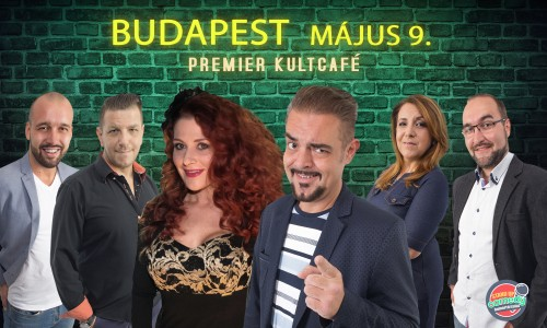 Stand Up Comedy SPECIAL - BUDAPEST | OroszGyuri.hu